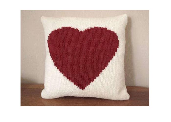 SEVGİLİLER GÜNÜ İÇİN ;AMİGURUMİ Kalpli Sevgili – m Yastığım Modeli ... | 500x700
