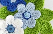 Tığ İşi Çiçek Motifleri