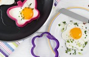 Omlet ve Krep Şekillendirici Kalıplar