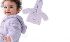 Kolay Bebek Hırkası Yapılışı