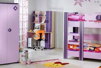 Çocuk Odaları İçin Ranza Modelleri