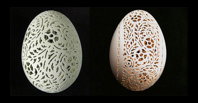 Yumurta Sanatı Nedir Ve Nasıl Yapılır örgü Bahçem