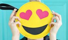 Keçeden Emoji Çanta Yapılışı