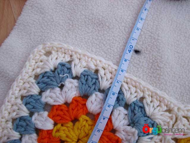 Amigurumi oyuncak yastık yapımı - 10marifet.org   480x640