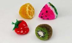 Yünden Kolay Meyve Nasıl Yapılır ?