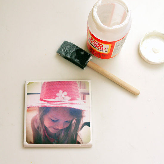 Channel your inner monica geller with these brilliant diy for Homemade coaster ideas