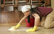 Kararan Fayansları Temizlemek İçin Macun Yapımı