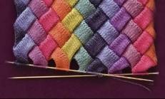 Bulmaca Örgü Battaniye Modeli Ve Yapılışı