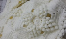Örgü Bebek Battaniyesi Yapılışı Görsel Tarifi