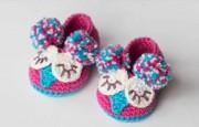 4 Adet Bebek Örgü Patik Örneği Ve Yapımı