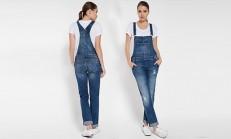 Bayanlar İçin Tulum Pantolon Modelleri