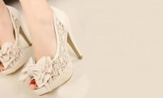 En Yeni Gelin Ayakkabısı Modelleri
