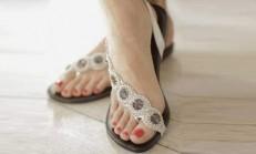 Yazlık Taşlı Sandalet Modelleri 2016