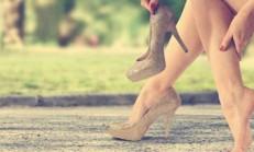 Topuklu Ayakkabı Giyerken Dikkat Edilmesi Gerekenler