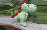 Amigurumi T-rex Dinozor Oyuncak Yapımı