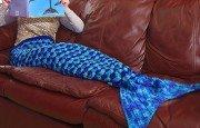 Denizkızı Örgü Battaniye Modeli Ve Yapılışı