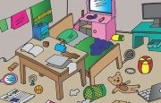 Düzenli Bir Ev Mi Yoksa Mutlu Bir Çokcuk Mu ?