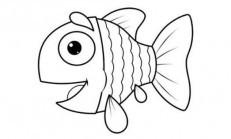 Okul Öncesi Balık Resmi Nasıl Çizilir ?