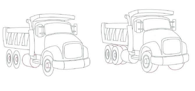kolay-kamyon-cizimleri