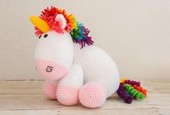 Amigurumi Oyuncak Pony Yapımı Detaylı Anlatım