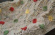 39 Adet Örgü Bebek Battaniyesi Örnekleri