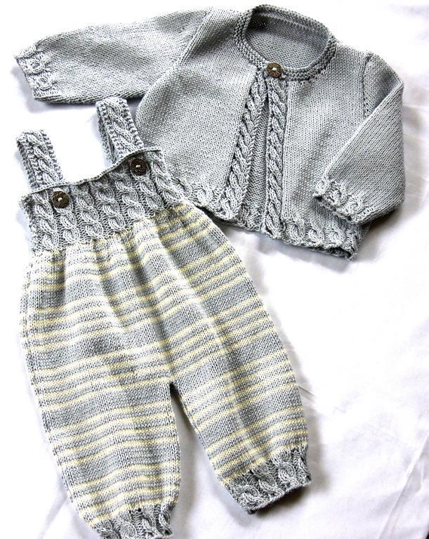 Örgü Bebek Tulumu Modelleri