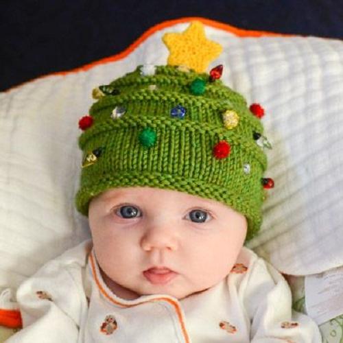 En Yeni Bebek Şapkası Örnekleri